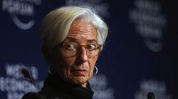 Και επισήμως υποψήφια για μια δεύτερη θητεία στο ΔΝΤ η