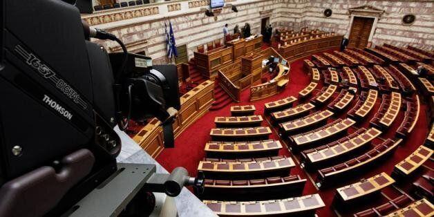 Νέοι κοινοβουλευτικοί εκπρόσωποι της ΝΔ οι Νίκος Δένδιας, Νίκος Παναγιωτόπουλος και Νίκη