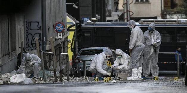 Ανάληψη ευθύνης για τη βομβιστική επίθεση στα γραφεία του