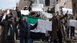 Ξεκίνησε η μεταφορά ανθρωπιστικής βοήθειας στους κατοίκους της Μαντάγια της Συρίας που