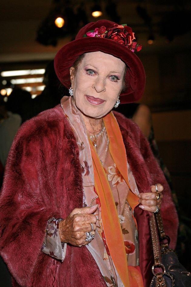 Ιταλία: Πέθανε σε ηλικία 90 ετών η ηθοποιός Σιλβάνα