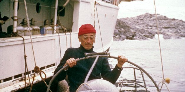 UNITED STATES - MARCH 01: THE UNDERSEA WORLD OF JACQUES COUSTEAU - 3/1/73, Chronicles the exotic undersea...