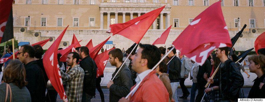 Η οικονομική κρίση στην Ελλάδα μέσα από τις φωτογραφίες του Alfredo D'