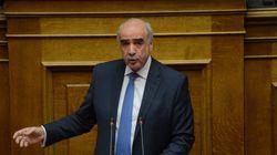 Αιχμές Μεϊμαράκη σε Μητσοτάκη: Δεν αποτελεί μεταρρύθμιση η κατάργηση της δημοτικής αστυνομίας και οι