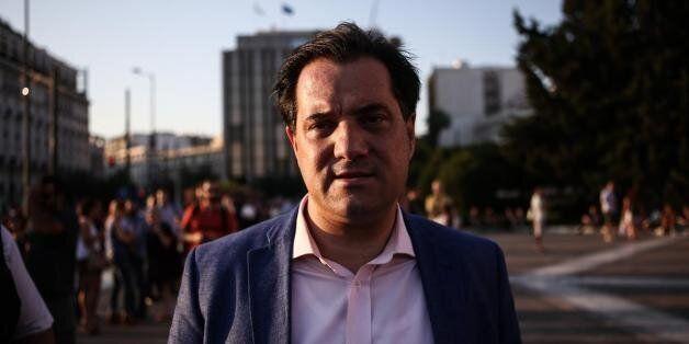 «Σφίγγα» ο Άδωνις για το αν θα είναι αντιπρόεδρος στη ΝΔ: «Θα υπηρετήσω όποια θέση επιλέξει ο