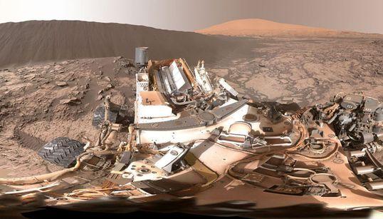 Οι αμμόλοφοι του Άρη: Η επιφάνεια του «Κόκκινου Πλανήτη» όπως δεν την έχετε