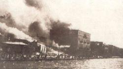 94 χρόνια μετά την καταστροφή της Σμύρνης θα τελεστεί για πρώτη φορά αγιασμός των υδάτων την ημέρα των