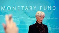 Ιούλιος: Η θητεία της Λαγκάρντ στο ΔΝΤ λήγει. Θα