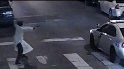 Το βίντεο άνδρα που πυροβολεί εξ επαφής 11 φορές αστυνομικό στη Φιλαδέλφεια - Είχε ορκιστεί πίστη στο Ισλαμικό