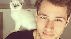 To «Hot Dudes With Kittens» στο Instagram θα σας κρατήσει ζεστές όλο το