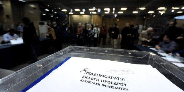 Αποτελέσματα των εκλογών για ανάδειξη αρχηγού της Νέας Δημοκρατίας σε συνεχή ροή απ' όλη την