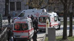 Νταβούτογλου: Ξένοι όλοι οι νεκροί στην Κωνσταντινούπολη. Μαχητής του ISIS ο