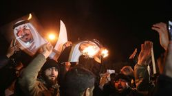 Επίθεση με μολότοφ στην πρεσβεία της Σαουδικής Αραβίας στην