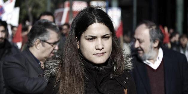 Ενωμένοι κατά του Ασφαλιστικού δικηγόροι και ελεύθεροι επαγγελματίες διαδήλωσαν στην