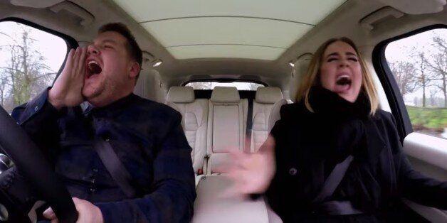 Η Adele τραγουδά Spice Girls και ραπάρει μέσα σε ένα