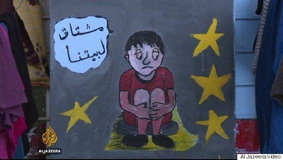 Παιδιά από τη Συρία μεταμορφώνουν μια φυλακή στο Ιράκ χρησιμοποιώντας χρώματα και