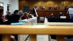 Δίκη Χρυσής Αυγής: Σφοδρές επικρίσεις από την πρόεδρο του δικαστηρίου για το ρόλο της