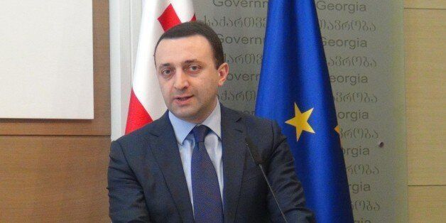 TBILISI, GEORGIA - NOVEMBER 27: European Commissioner for European Neighbourhood Policy and Enlargement...