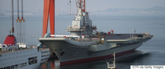 Η εξέλιξη του ρωσικού και του κινεζικού πολεμικού ναυτικού στο μέλλον, σύμφωνα με Αμερικανούς