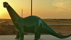 Τελικά πόσο μεγάλοι ήταν οι δεινόσαυροι; Όχι όσο