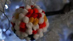 Christmas Deco: Μπαλίτσα και
