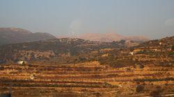 Eπιχείρηση του συριακού στρατού στα Υψώματα του Γκολάν, κοντά στα σύνορα με το