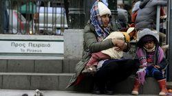 Στις δομές φιλοξενίας, σε χώρους του δήμου της Αθήνας και σε ξενοδοχεία οι πρόσφυγες εν μέσω