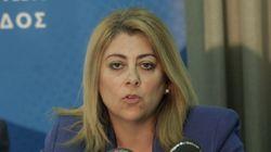 Στο ΣτΕ η Σαββαΐδου κατά της παύσης της από το υπουργικό