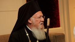Χριστουγεννιάτικο μήνυμα υπέρ των προσφύγων από τον Οικουμενικό Πατριάρχη