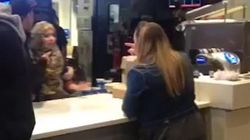 Κάμερα κατέγραψε ρατσιστικό παραλήρημα σε εστιατόριο στην