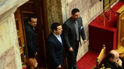 Τσίπρας σε βουλευτές: Το παράλληλο πρόγραμα θα έρθει στη Βουλή μετα τις