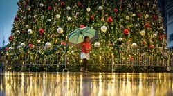 Από το Σίδνεϊ μέχρι τη Νέα Υόρκη. Φωτογραφίες από τα Χριστούγεννα στον