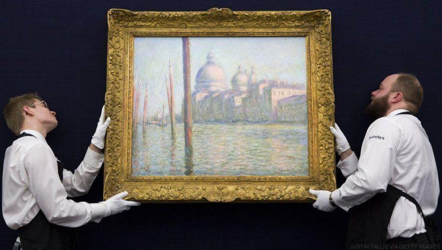 Αυτά είναι τα 17 έργα τέχνης που πωλήθηκαν για αδιανόητα τεράστια ποσά μέσα στο