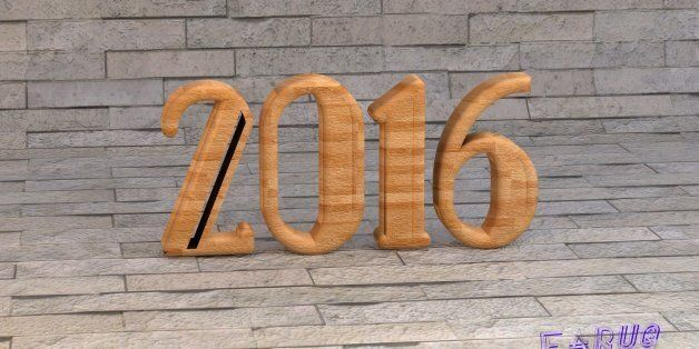 2015 is almost gone. Now it's time to welcome 2016.You can use all my images. Created with blender