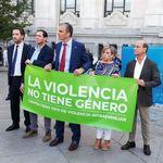El crudo mensaje de una mujer víctima de violencia de género a Ortega Smith