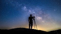 Timelapse: Οι ελληνικοί ουρανοί με πυξίδα τον πατέρα