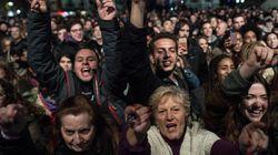 Podemos, Σοσιαλιστές και αριστερά κόμματα συγκεντρώνουν την πλειοψηφία των