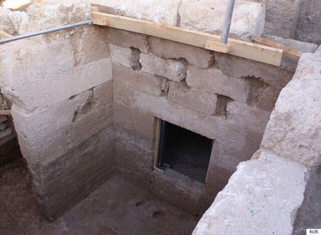 Bρέθηκε νέος μακεδονικός τάφος στο Νομό