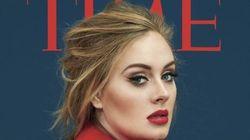 Η Adele έγινε εξώφυλλο στο Time (κάτι που όλοι