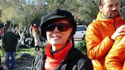 Συνάντηση Γιάννη Μούζαλα - Σούζαν Σάραντον στη Λέσβο. Την ενημέρωσε πως η κυβέρνηση αντιμετωπίζει το