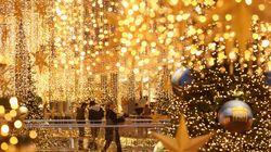 Τα χριστουγεννιάτικα φωτάκια καταναλώνουν περισσότερη ενέργεια απ' όση μια φτωχή χώρα σε ετήσια