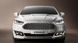 Νέο Ford Mondeo Vignale: Πολυτέλεια και ποιότητα σε 4