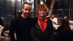 Στη Μυτιλήνη η Σούζαν Σάραντον για να βρεθεί στο πλευρό των προσφύγων - Τι