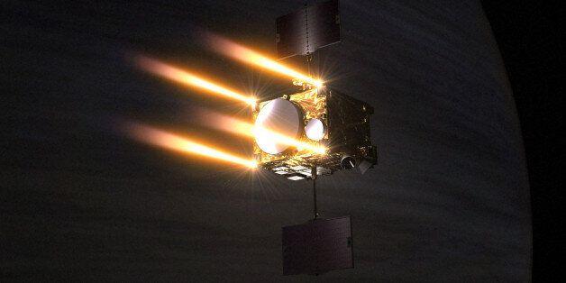Κάλλιο αργά παρά ποτέ: Το ιαπωνικό διαστημόπλοιο Akatsuki σε τροχιά γύρω από την Αφροδίτη με καθυστέρηση...