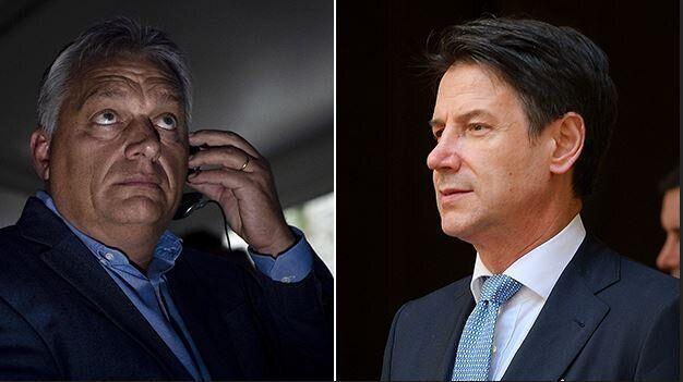 Il viaggio ecumenico di Conte inciampa su Orban