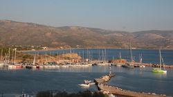 Aegean Regatta 2015: Εγκαίνια μαρίνας Λιμνιά Βολισσού