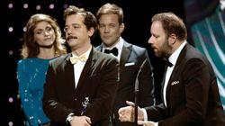 Δύο βραβεία της Ευρωπαϊκής Ακαδημίας Κινηματογράφου κέρδισε ο
