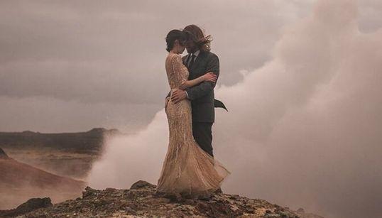 36 από τις πιο εντυπωσιακές φωτογραφίες γάμου που είδαμε μέσα στο