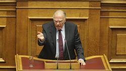 Λεβέντης: Αγαπώ τον πρωθυπουργό και γι΄αυτό τον καλώ να παραιτηθεί για να μην καταλήξει σαν τον Παπανδρέου και τον