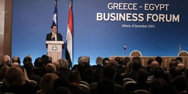 Τσίπρας: Ενεργειακή διασύνδεση και δυναμική ανάπτυξη των οικονομικών σχέσεων με Αίγυπτο και